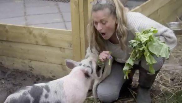 Britse realityshow hakt in op emoties.