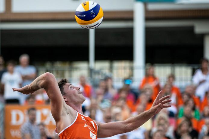 Dirk Boehlé in actie