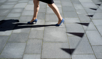'Vrouwen leren vaak juist om zich bescheiden en flexibel op te stellen'