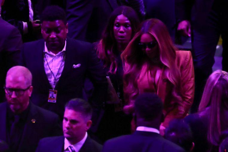 Beyoncé komt aan