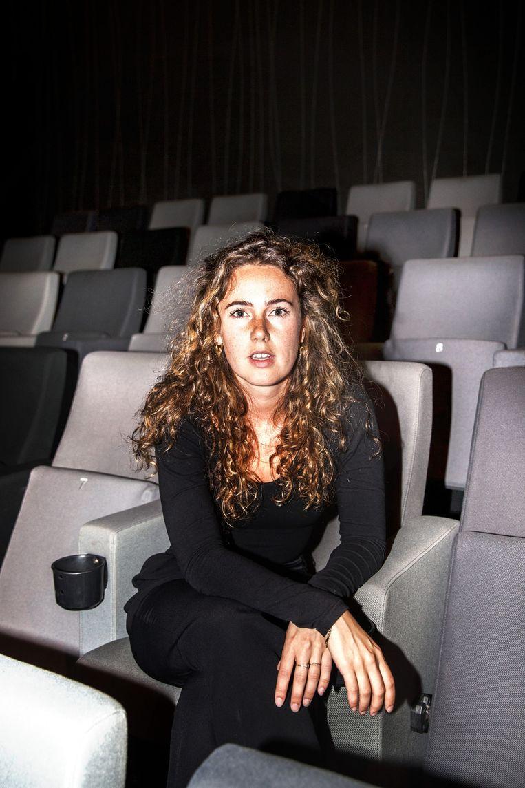 Tessa Pope (28), regisseur The Origin of Trouble. Beeld Aurélie Geurts