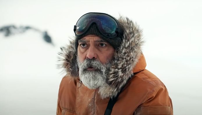 George Clooney admitted to the hospital after shedding 28 pounds for latest film - Netflix