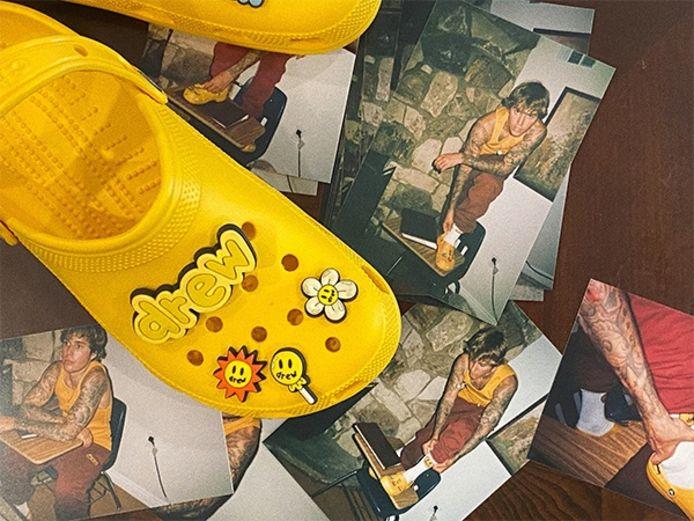 De Justin Bieber Croc.