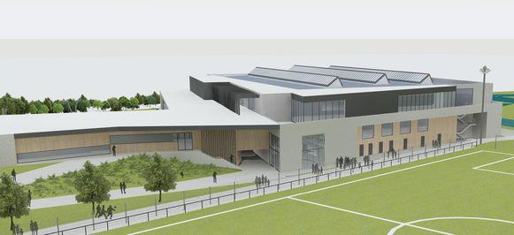 De bouw van het gehele complex zal in totaal zo'n 15 miljoen euro kosten.