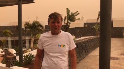 Zandstormen leggen vliegverkeer stil op Canarische eilanden