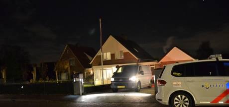 Politie zoekt met helikopter naar voortvluchtige inbreker bij Oosterhout