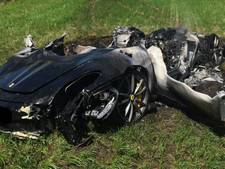 Brit rijdt Ferrari uur na aankoop total loss
