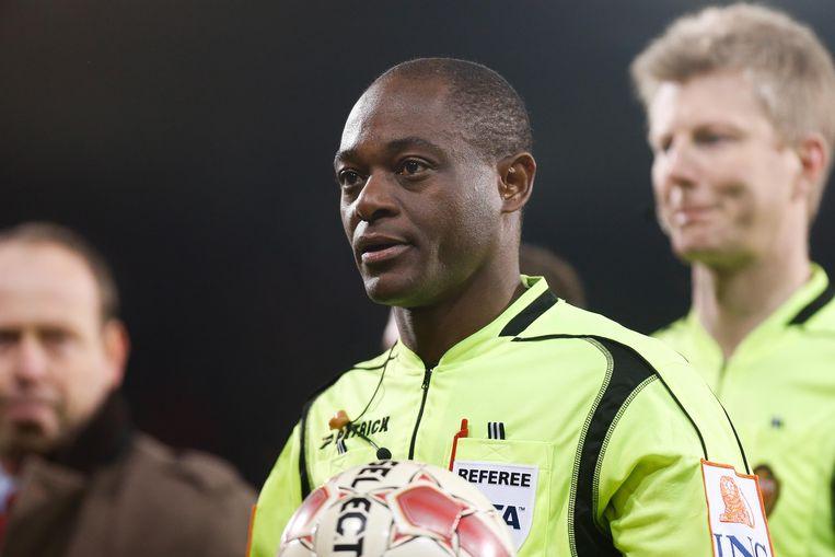 Jerome Nzolo was in april 2013 de gebeten hond voor Zulte Waregem. Het verloor toen met 3-4 van Standard na twee buitenspelgoals.