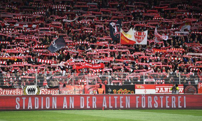 Union Berlin wil het nieuwe seizoen beginnen voor volle tribunes.