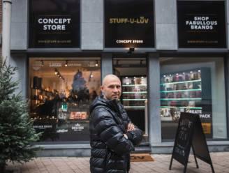 """Ex-profvoetballer Thomas Buffel opent speciaalzaak 'Stuff-U-Luv' in Hasselt: """"Van Atelier Rebul tot Peppe's en Roger Van Damme"""""""
