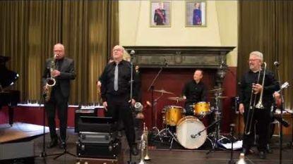 The N.O. Train Jazzband op bezoek
