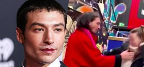 L'acteur Ezra Miller pète un plomb et étrangle une fan: la vidéo choquante
