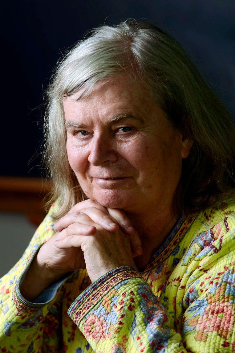 Karen Uhlenbeck Beeld