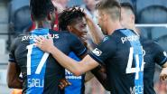 Invallers Okereke en Tau loodsen slap Club naar 0-2-zege in Oostende
