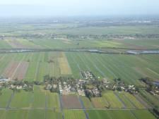 Vierhonderd streekgenoten per helikopter over de Lopikerwaard