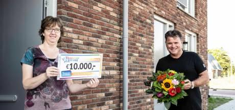 Bianca uit Boskoop wint 10.000 euro in de VriendenLoterij