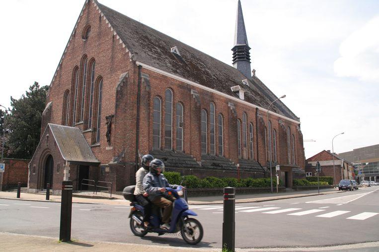 De Heilig Hartkerk, beter gekend als de Paterskerk, wacht een nieuwe toekomst.