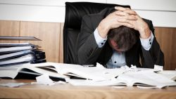 Tijdskrediet bezorgt collega's stress
