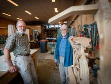 Plannen voor houtwerkplaats voor kwetsbare mensen op terrein voormalige kinderboerderij Rheden