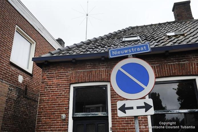 Beeld van de wijk Nieuwstraatkwartier.