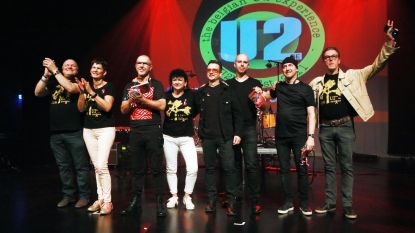 U2be trapt vierde Music For Life-actie op gang met verrassingsoptreden
