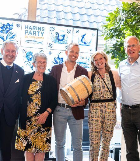 Uitbreiding hospice Rijssen mogelijk dankzij Haringparty De Oosterhof