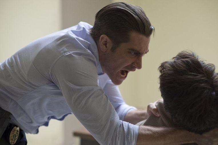 Jake Gyllenhaal in Prisoners. Beeld