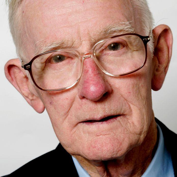 Sydney Forescutt gefotografeerd tijdens zijn bezoek aan Den Bosch in 2004.