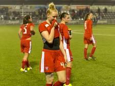 Dit seizoen geen prijs voor FC Twente Vrouwen: Ajax kampioen