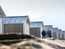 Strandhuisjes bij Kijkduin blijven nog vijf jaar staan, geen uitbreiding