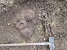 In het centrum van Putten liggen duizenden mensen begraven, mogelijk ook immigranten uit Rusland