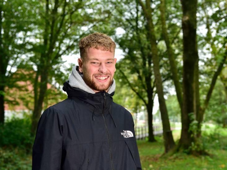 Voetballer Sam Bottenberg (21) met de schrik vrij na onwelwording: 'Moet nog rustig aan doen'
