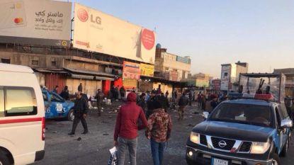 31 doden bij dubbele zelfmoordaanslag in Bagdad