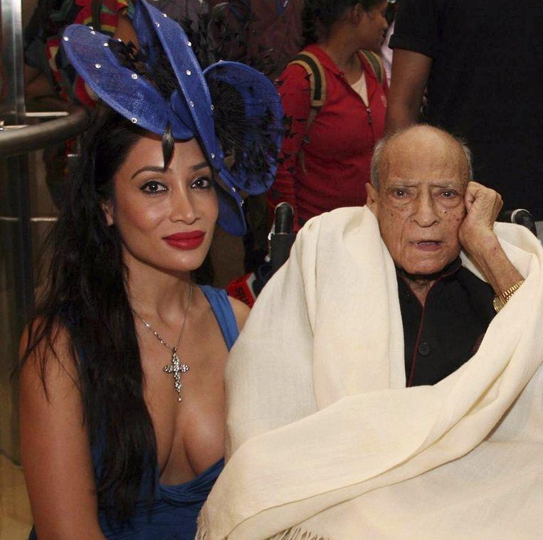 Grootvader Van Bollywood Overleden Op 95 Jarige Leeftijd Film