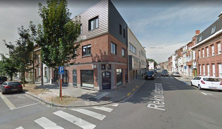 De torenkraan zal woensdag in de Rekollettenstraat op een strook tussen de Schinckelstraat en Gasstraat staan.