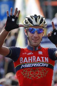 Nibali wint 'King of the Mountain Challenge'