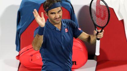 Federer begint jacht op achtste titel in Dubai met zege - Yanina Wickmayer naar tweede ronde Indian Wells 125
