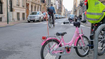 Buurtbewoners krijgen hun fietsstraat
