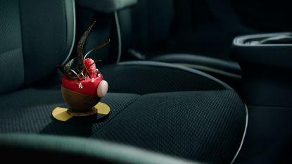 We rijden veiliger met taartje naast ons dan met passagier