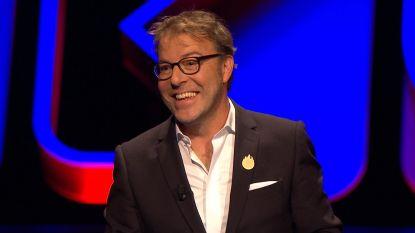 Tom Lenaerts nodigt in 'Kalmte Kan U Redden' BV's uit voor het goede doel