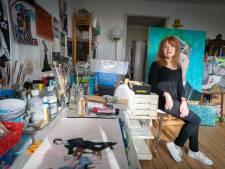 Anne Muller exposeert in Den Bosch: 'Opgegroeid met dode familieleden'