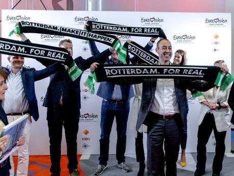 Rotterdam heeft Songfestival bijna binnen: 'Aftellen is begonnen'