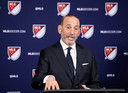MLS-commissaris Don Garber.