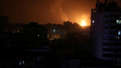 Israël valt doelwitten aan in Gazastrook