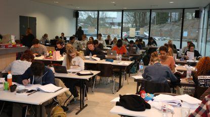 Westrand, Castelhof en De Wolfsput stellen deuren open voor blokkende studenten