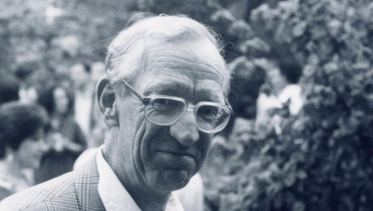 Robert Beekes. Beeld