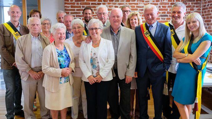Goud voor Louis Van Leemputten en Imelda Nys