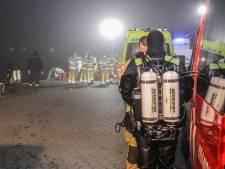 Schippers redden automobilist van verdrinkingsdood op Urk 'Hij heeft puur mazzel gehad'