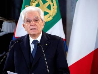 Italiaanse president start consultaties voor nieuwe regeringsvorming
