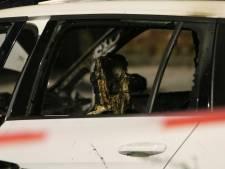 Weer gaat een auto in vlammen op in Leidschendam-Voorburg